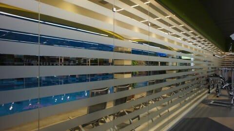 бассейн с тренажерным залом